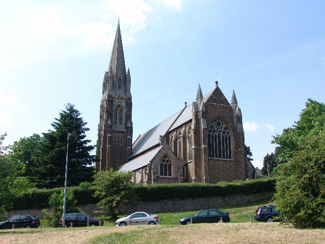 St Johns Church, Redhill