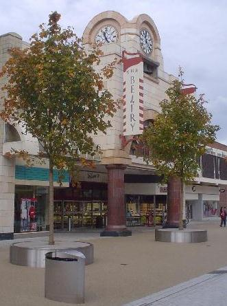 Belfrey Shopping Centre, Redhill